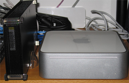 Going green with a Mac Mini