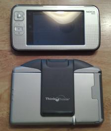 Nokia n800: A pleastant surprise