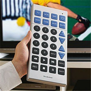 Super-Sized TV Remote